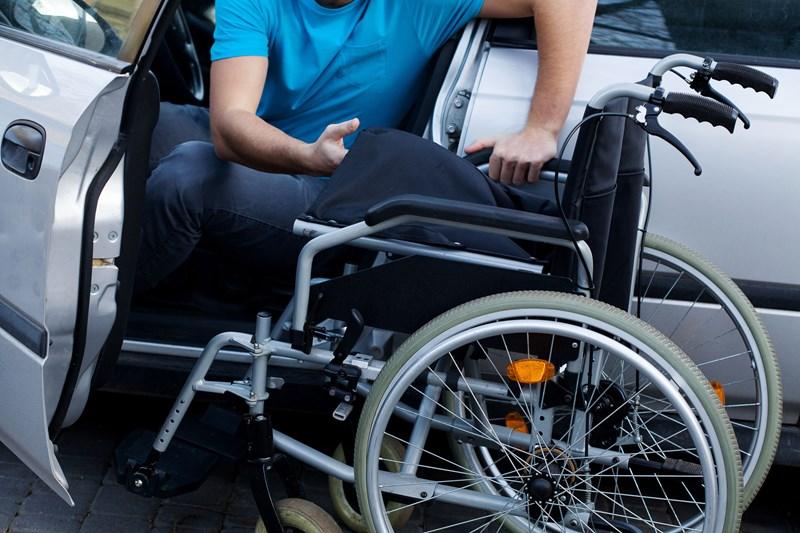 Aftrek extra vervoerskosten in verband met handicap