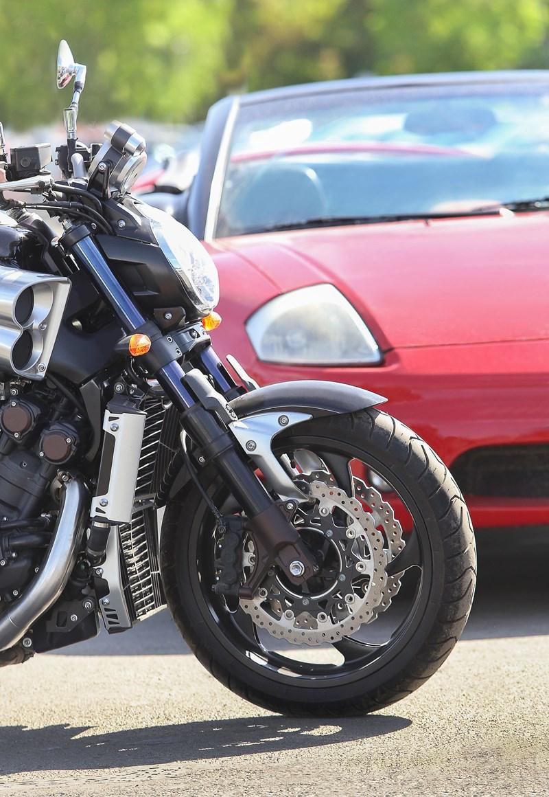 Een motor als alternatief voor een auto van de zaak?