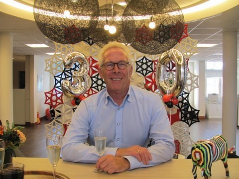 30 jaar Claus Accountants
