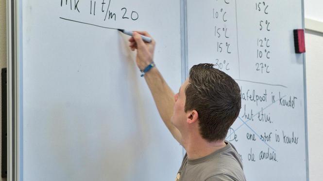 OESO: Laag salaris maakt leraarschap onaantrekkelijk voor jongeren