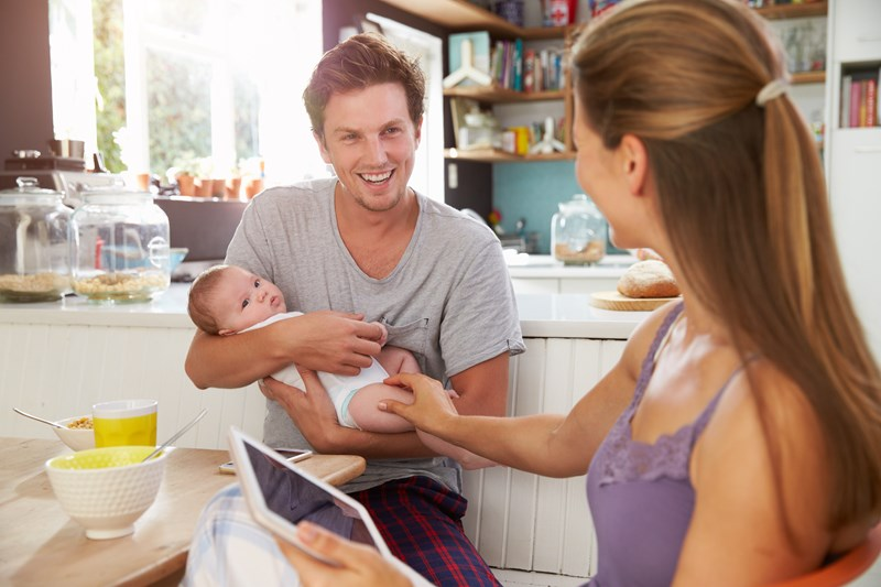Uitbreiding geboorteverlof partner