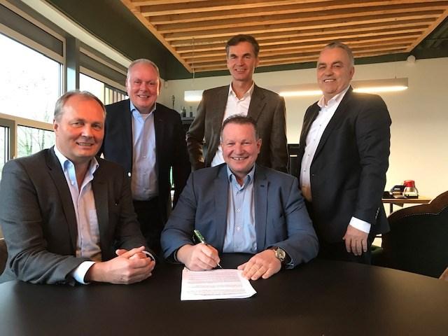 Dinkelberg & Kuipers opent kantoorlocatie in Veghel