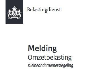 Wet Modernisering KOR - Omzetbelasting